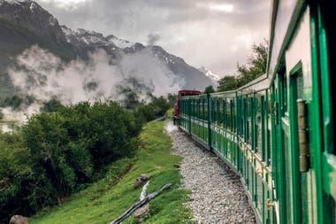 El clásico paseo en el tren del Fin del Mundo