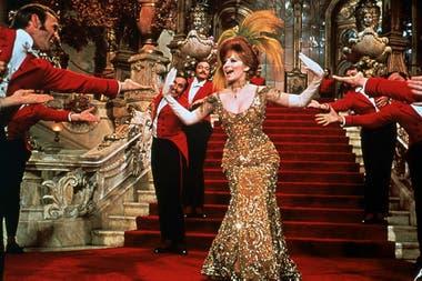 Barbra Streisand fue la joven protagonista de la versión fílmica que dirigió Gene Kelly (1969)