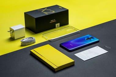 POCO X2 es un modelo que cuenta con prestaciones propias de un smartphone gamer con un precio accesible