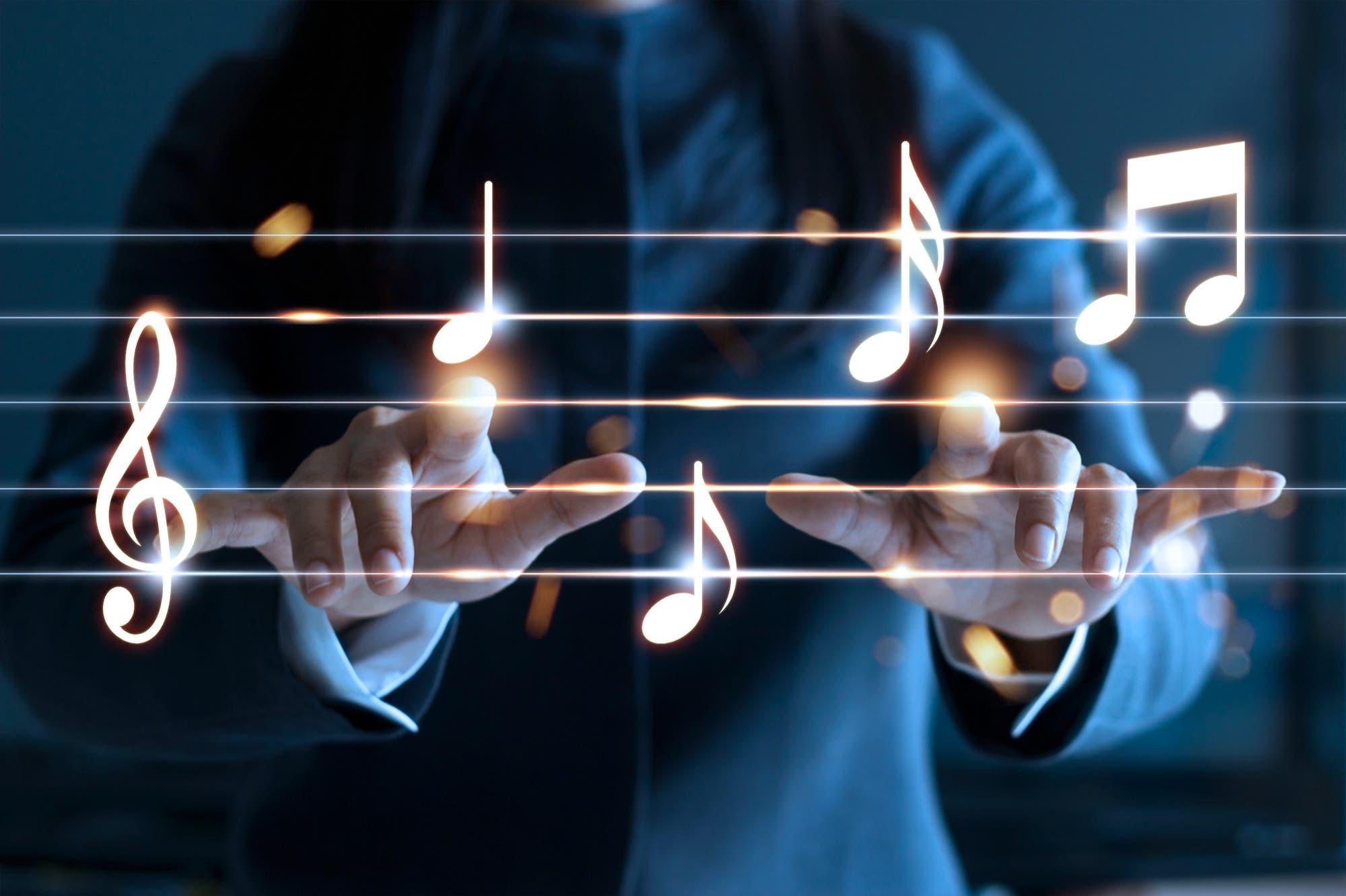 Un algoritmo creó 68 millones de melodías para frenar los pleitos por derechos de autor