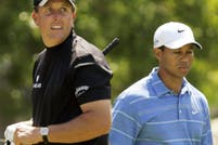 Tiger Woods-Mickelson: envidias, marketing y reconciliaciones de una larga rivalidad