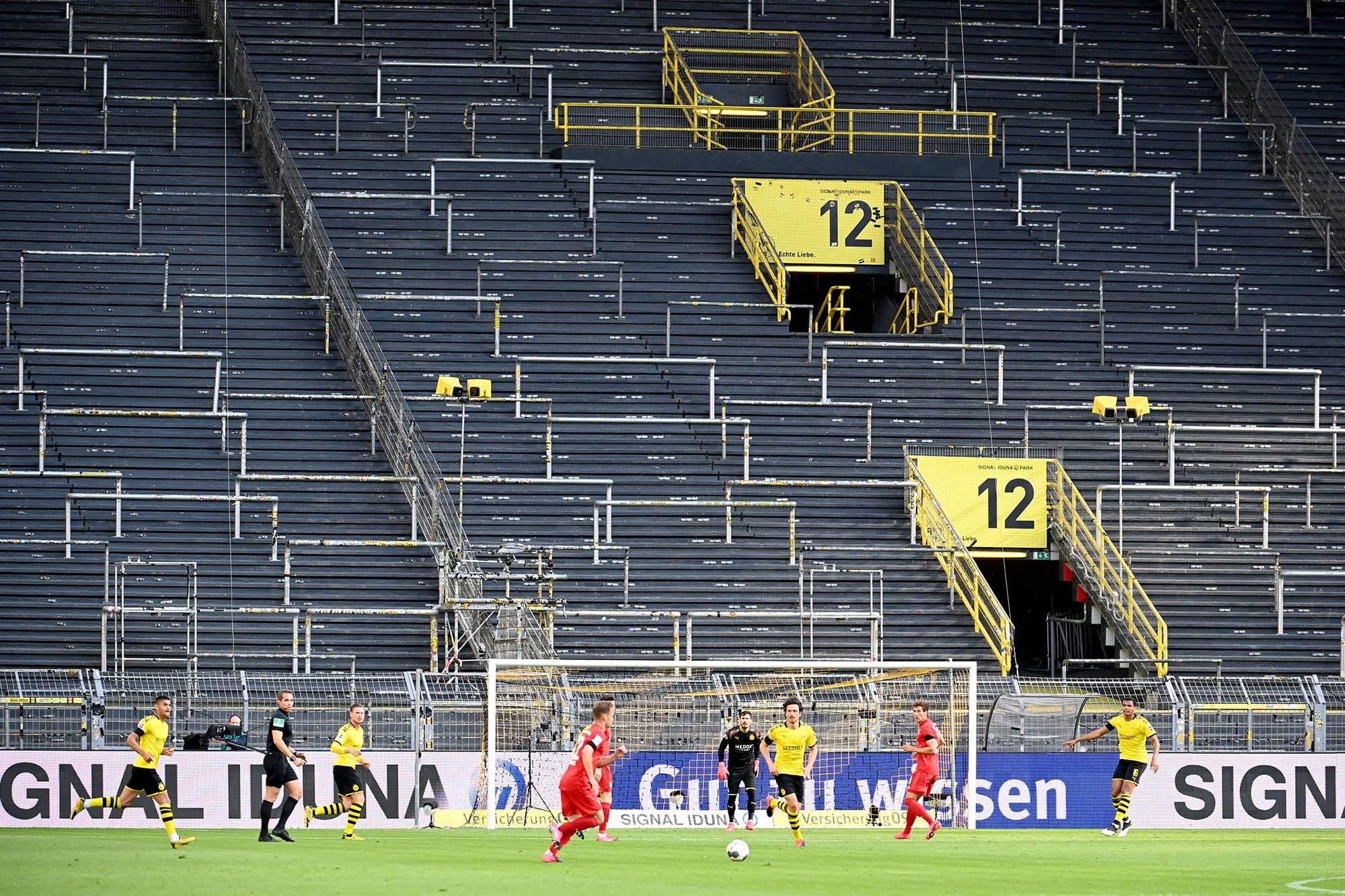 Bundesliga. Sin público, hay más triunfos visitantes, pero algo no se altera: Bayern se encamina al octavo título