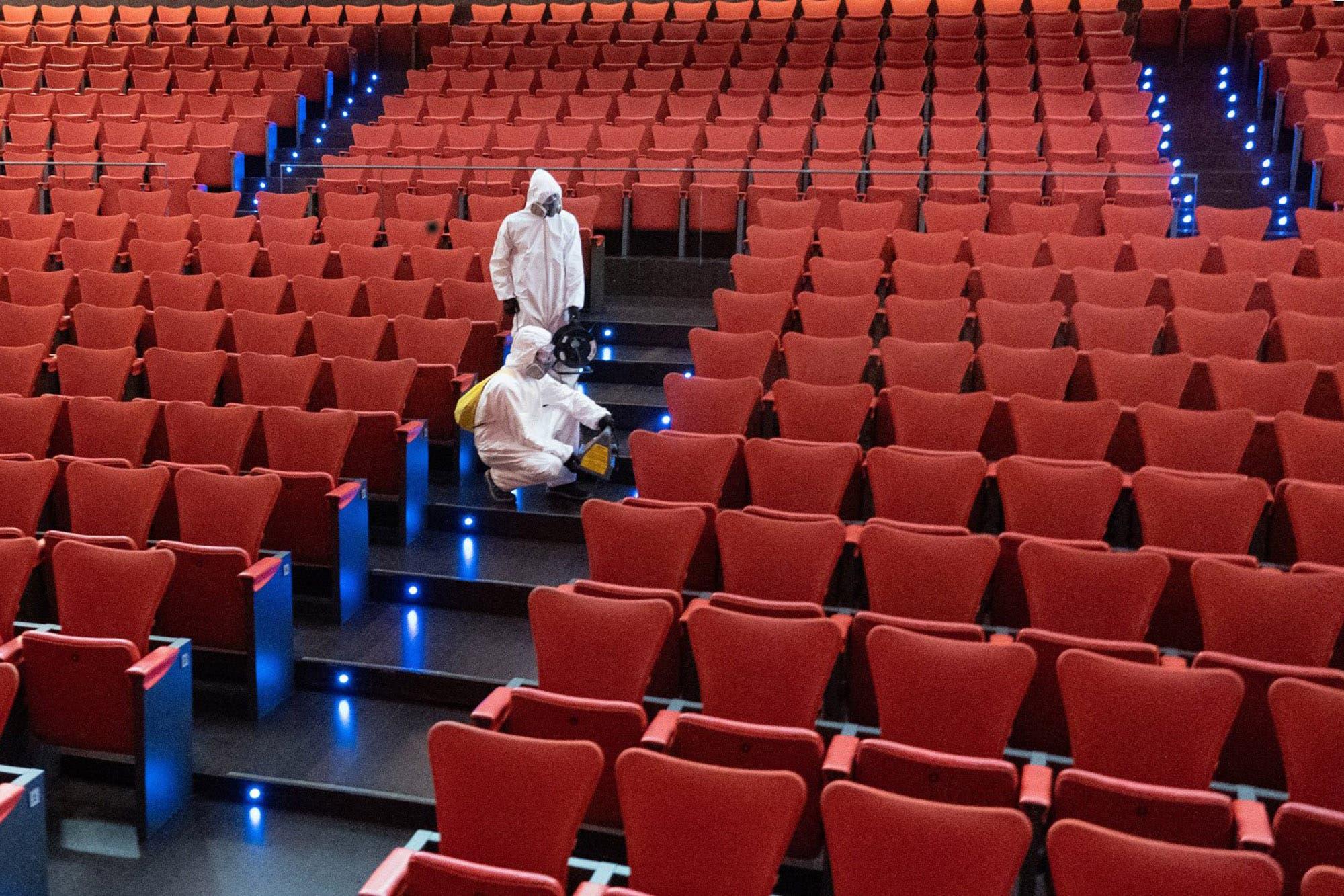 Coronavirus. Madrid será pionera en los protocolos para reabrir los teatros