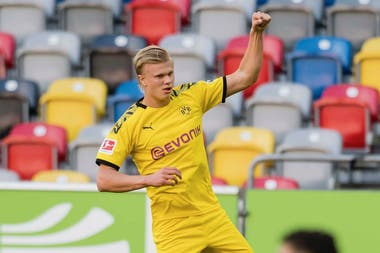 El delantero noruego Haaland, otra gran promesa a ganar el Golden Boy 2020