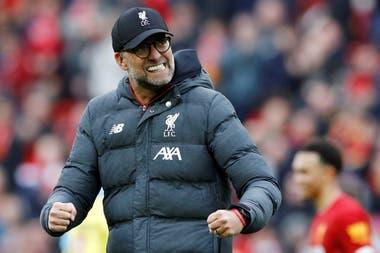Liverpool, equipo dirigido por Jurgen Klopp, será el primer rival de Leeds United en su regreso a la Premier League