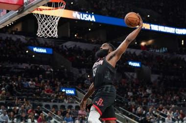 James Harden ya está haciendo de las suyas en la burbuja de la NBA en Disney.