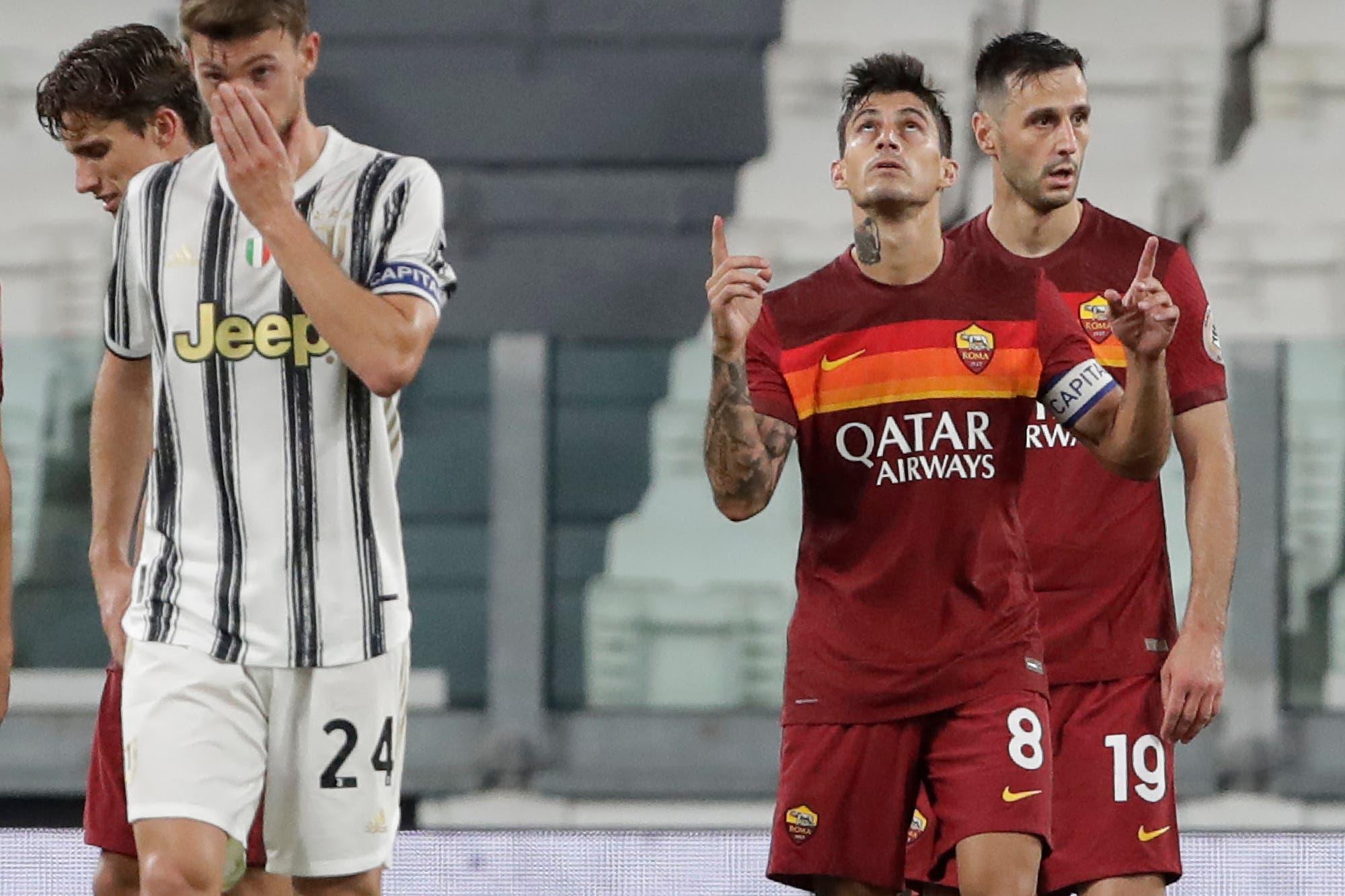 Los goles de Diego Perotti y Gonzalo Higuaín por la Serie A y cómo quedan las clasificaciones para las copas europeas