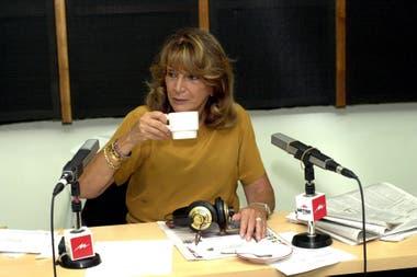 Durante muchos años, el programa Magdalena tempranísimo, de Magdalena Ruiz Guiñazú, fue un clásico de las mañanas de la radio