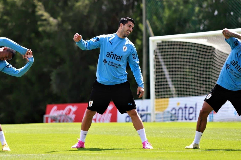 Luis Suárez dio positivo de Covid-19: el uruguayo se pierde el duelo contra Brasil y el partido frente al Barcelona de Lionel Messi