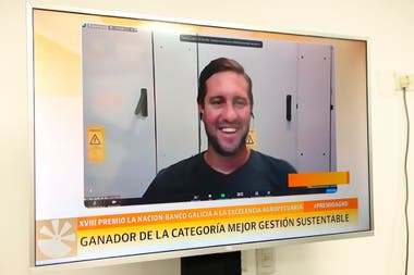 Andrés Aguilar Benítez, de establecimiento Las Chilcas