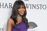 El accidente hot de Naomi Campbell