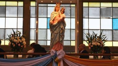 Hoy se celebra el Día de la Virgen