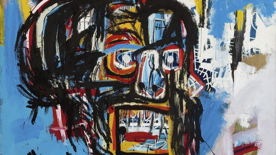 Un Basquiat de 1982 entró en el club de los 100 millones