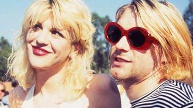8778de156836 Kurt Cobain y Courtney Love  el amor en los tiempos del grunge y un final  trágico