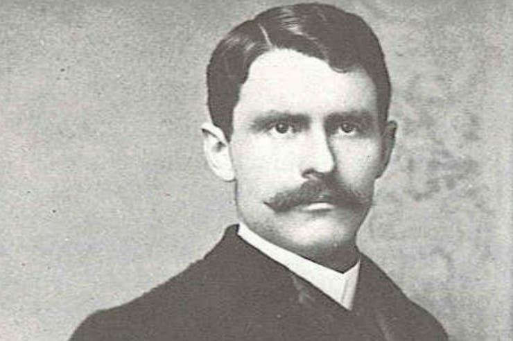Orville Gibson, el fundador de la famosa fábrica de guitarras que lleva su apellido