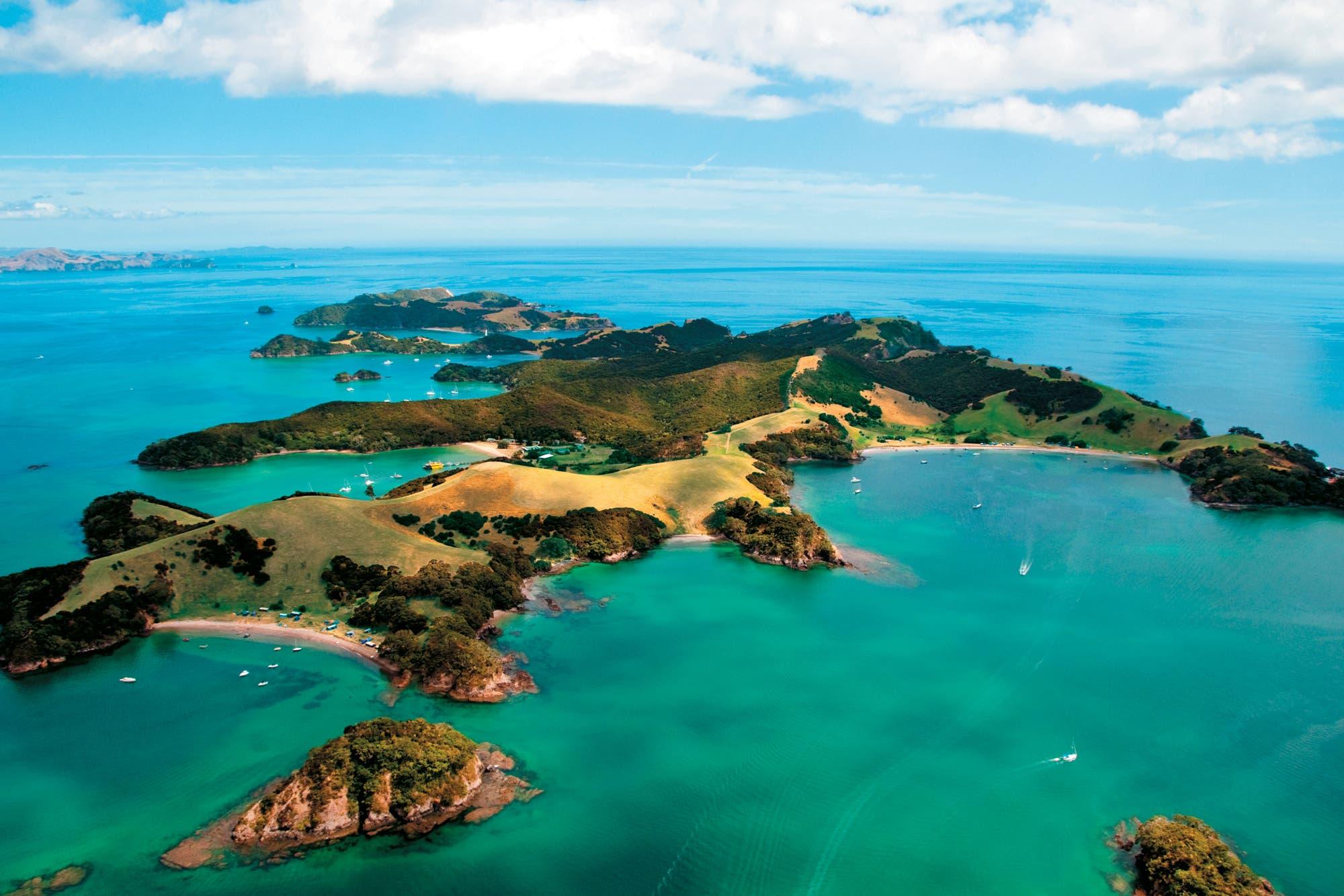 Las islas de Nueva Zelanda que tendrías que visitar al menos una vez en la vida