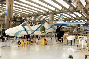 Fadea terminará entregando en la gestión seis aviones Pampa IA63 a la Fuerza Aérea y casi el 30% de su facturación vendrá de negocios por fuera del Estado.