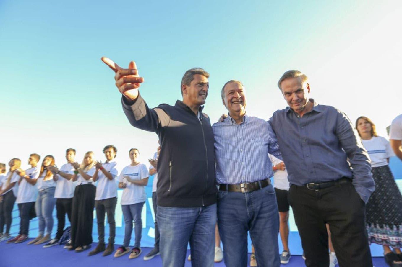 """En Mar del Plata, Alternativa Federal realizó un acto y llamó a crear una """"nueva mayoría"""""""