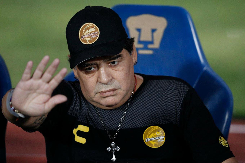 Diego Maradona deja Dorados de México: Morla explicó los motivos de la salida