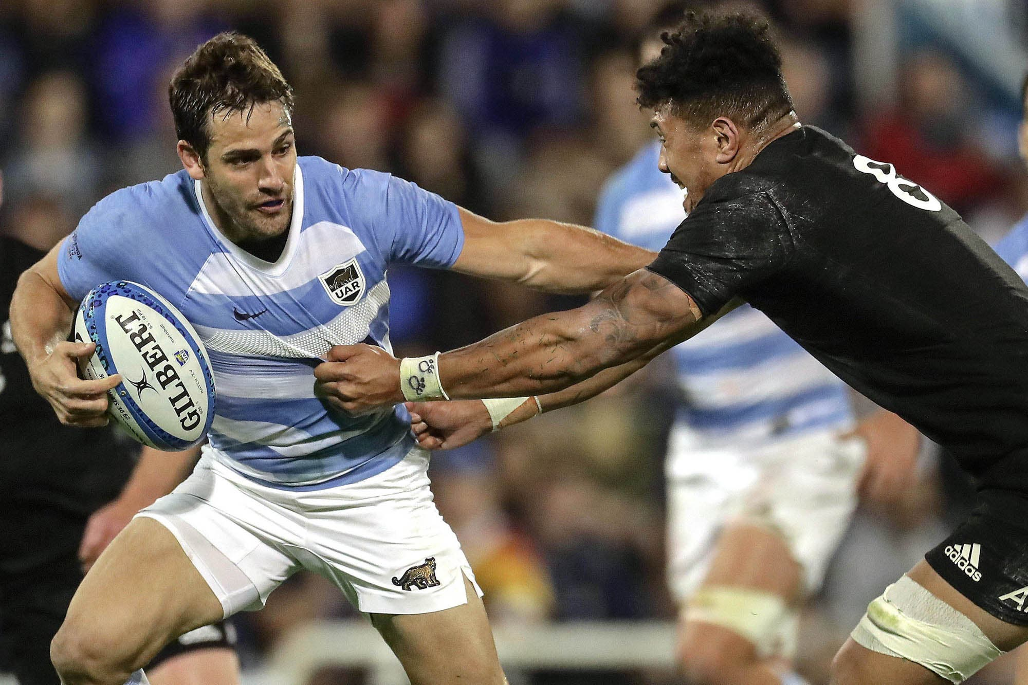 Los Pumas-All Blacks, Rugby Championship: horario, TV y formaciones