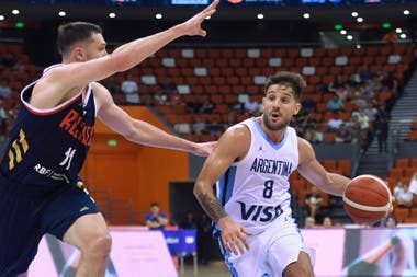 Nico Laprovittola, un base que fue creciendo con el paso del Mundial