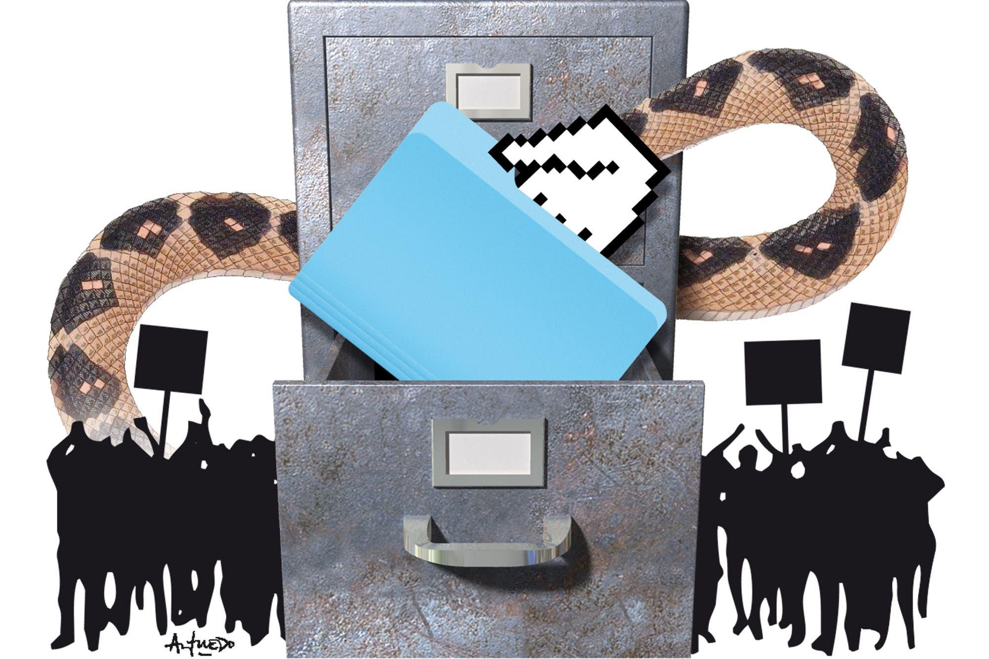 Campañas electorales. La guerra secreta por las bases de datos personales