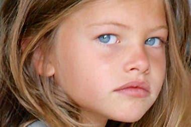 Pasaron unos cuántos años desde que Jean-Paul Gaultier llamó a Thylane Blondeau la niña más linda del mundo