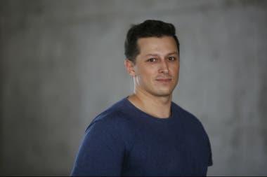 Federico Kukso, autor de Odorama