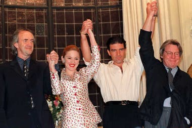 Evita: la obsesión de Madonna, Carlos Menem y un rodaje marcado por el glamour y el enojo - LA NACION