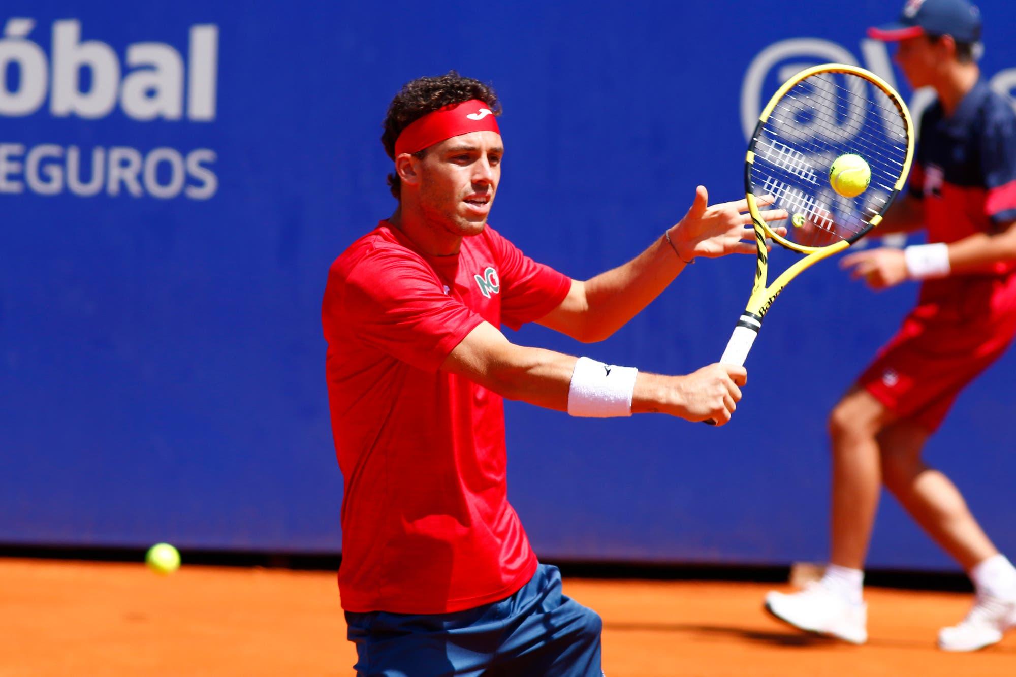 Argentina Open: Marco Cecchinato, el campeón defensor, se despidió rápido y saldrá del Top 100