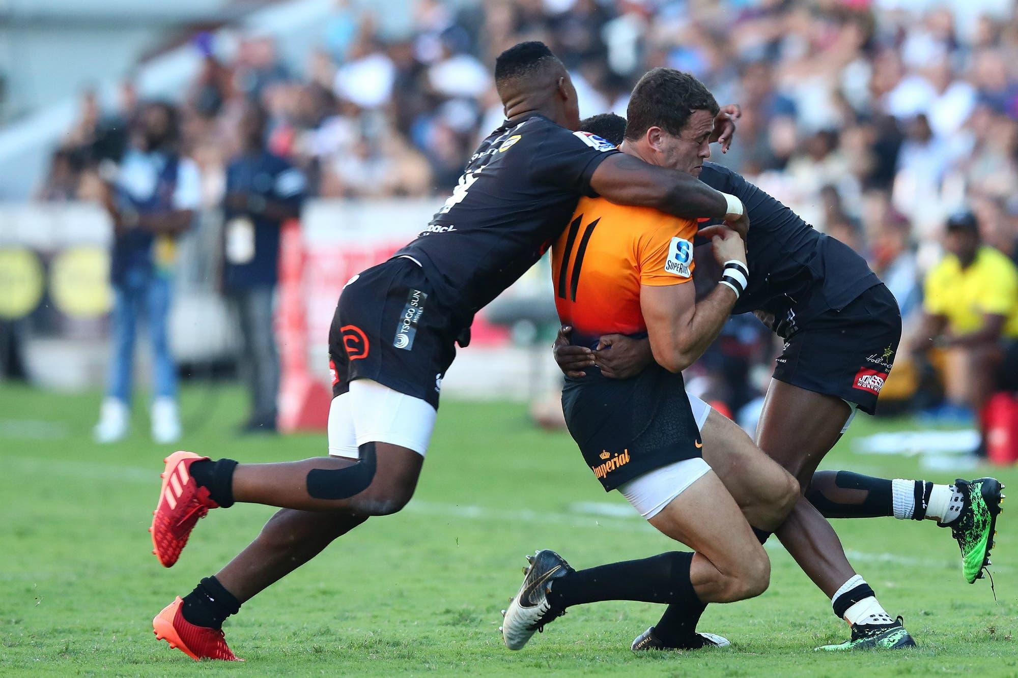 """Súper Rugby. Gonzalo Quesada: """"La actitud no estuvo al nivel que estamos acostumbrados y que necesitamos para competir"""""""