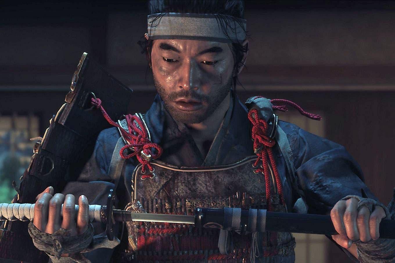 Ghost of Tsushima llego a la PS4 con una katana en mano al estilo Kurosawa
