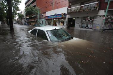 Las inundaciones severas aparecen entre las consecuencias ms dramticas del cambio climtico