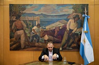 El ministro de Economía, Martín Guzmán, ganó volumen político después del acuerdo con los bonistas y trata de tomar las riendas del programa de salida de la crisis