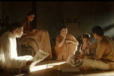 Devi dice que en su familia nadie tenía ni talento ni predilección por las matemáticas.