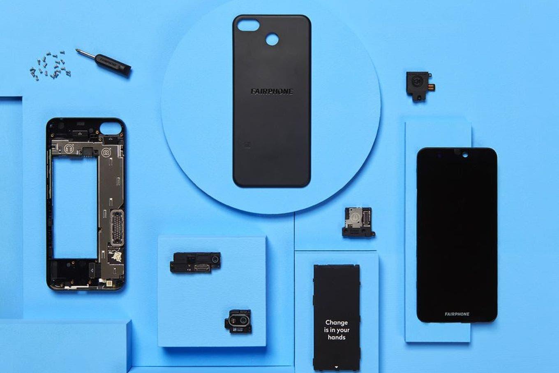 El diseño modular de Fairphone 3 permitirá actualizar la cámara a la versión mejorada que acompaña al modelo Plus