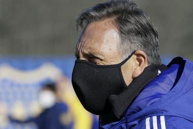 La vuelta de Miguel Ángel Russo a los entrenamientos de Boca, los testeos y los ajustes para el regreso a la Copa Libertadores
