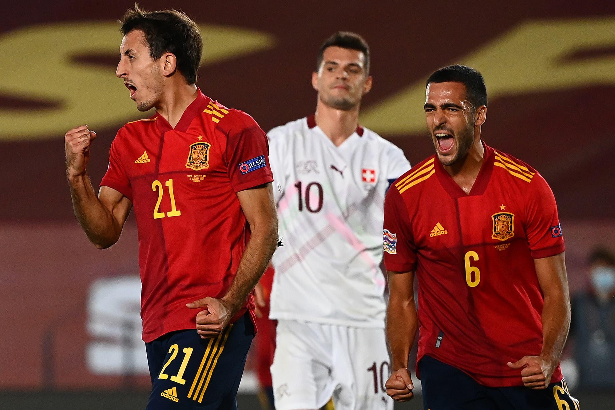 Liga de Naciones: España prolongó su invicto a 15 partidos y Alemania se reencontró con el triunfo