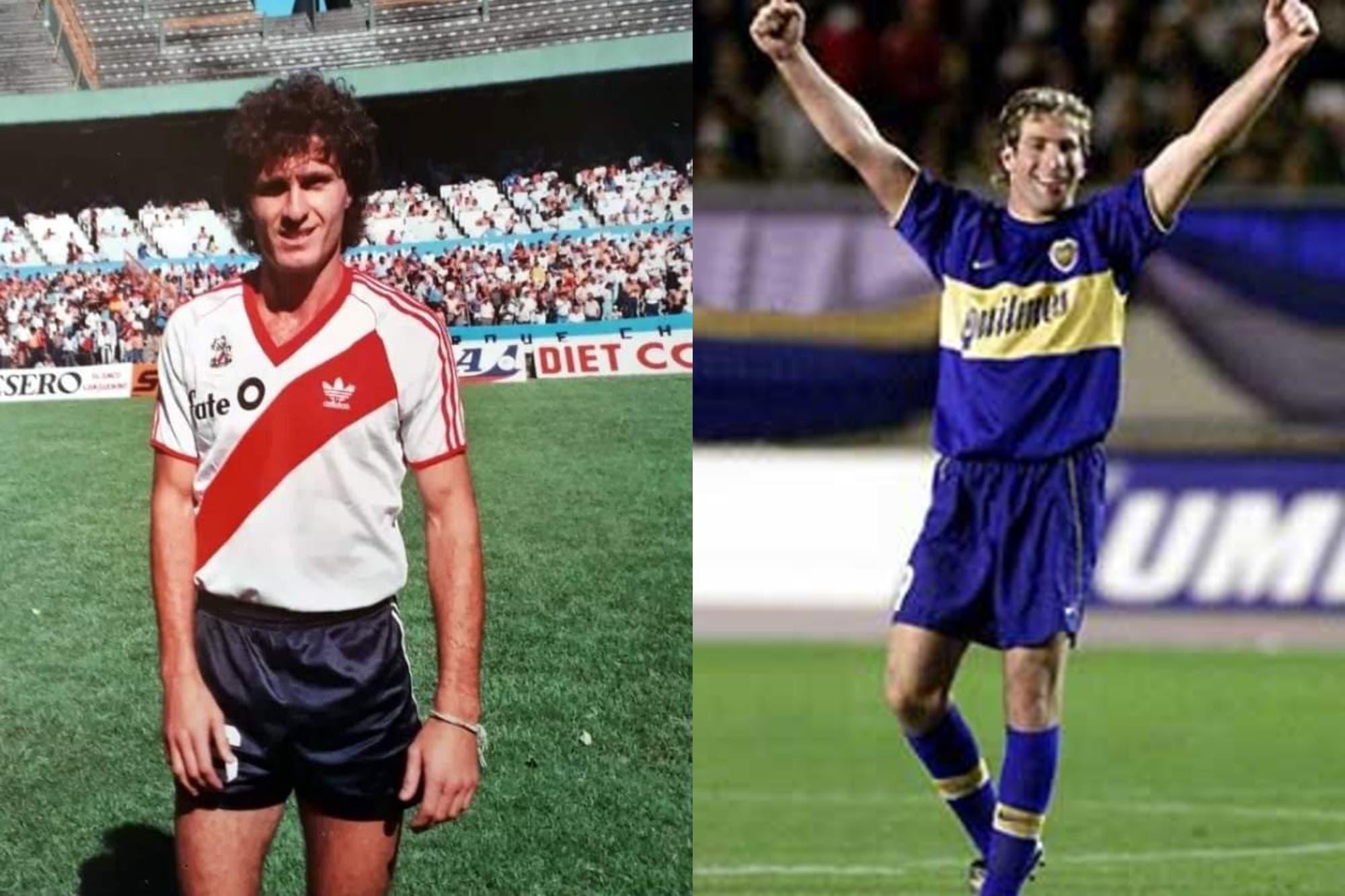 Martín Palermo, Oscar Ruggeri y una pregunta polémica: ¿alguna vez los benefició un árbitro?