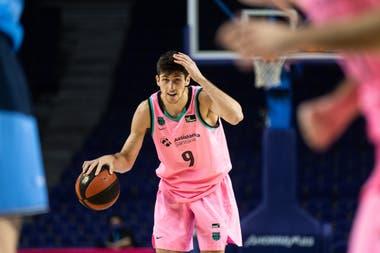 Leandro Bolmaro, en Barcelona dio un paso más en su talento
