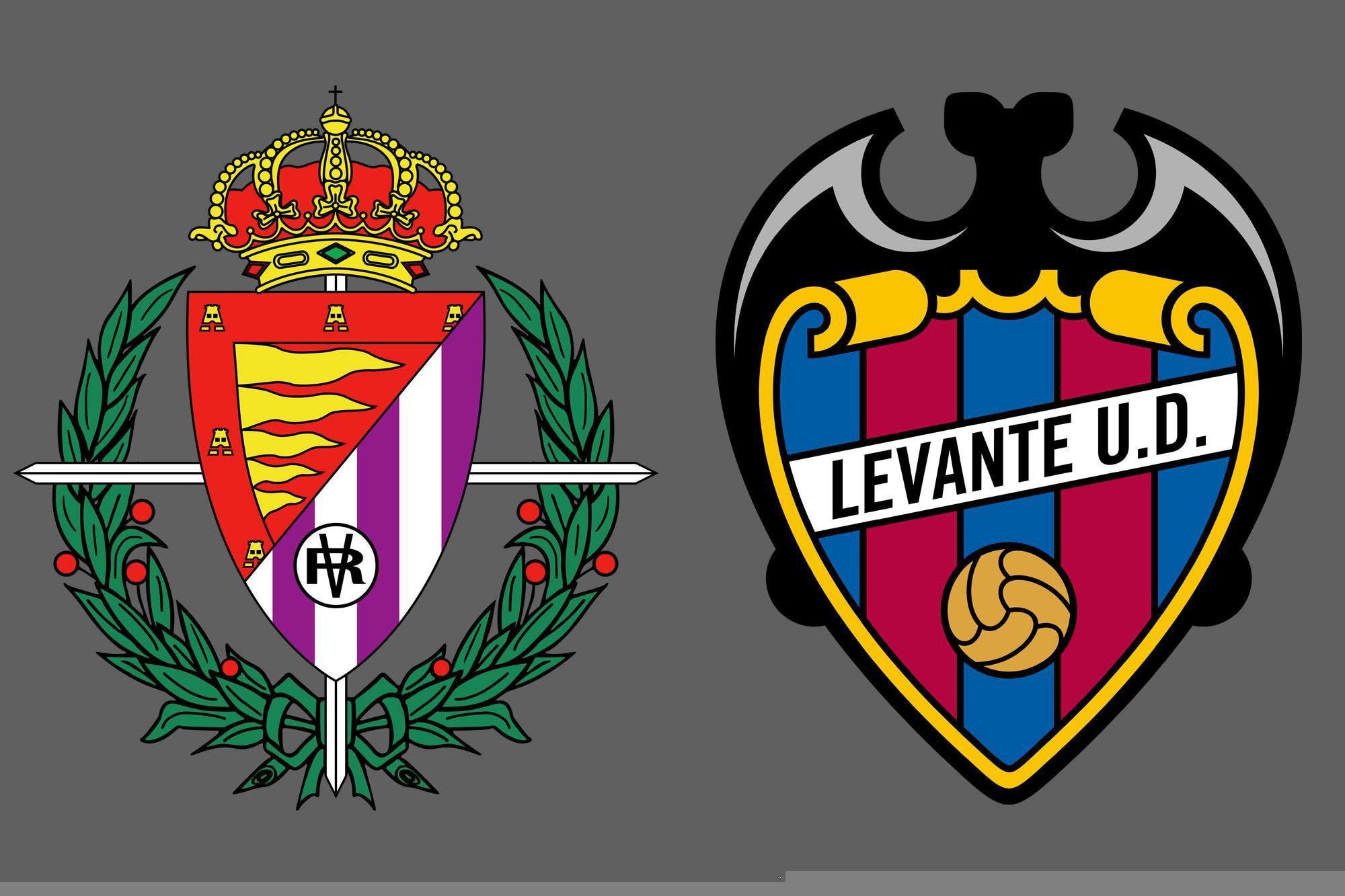 Liga de España: Valladolid y Levante empataron 1-1