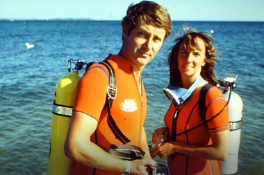 Peter y Wendy Benchley se convirtieron en activistas apasionados en defensa de los tiburones