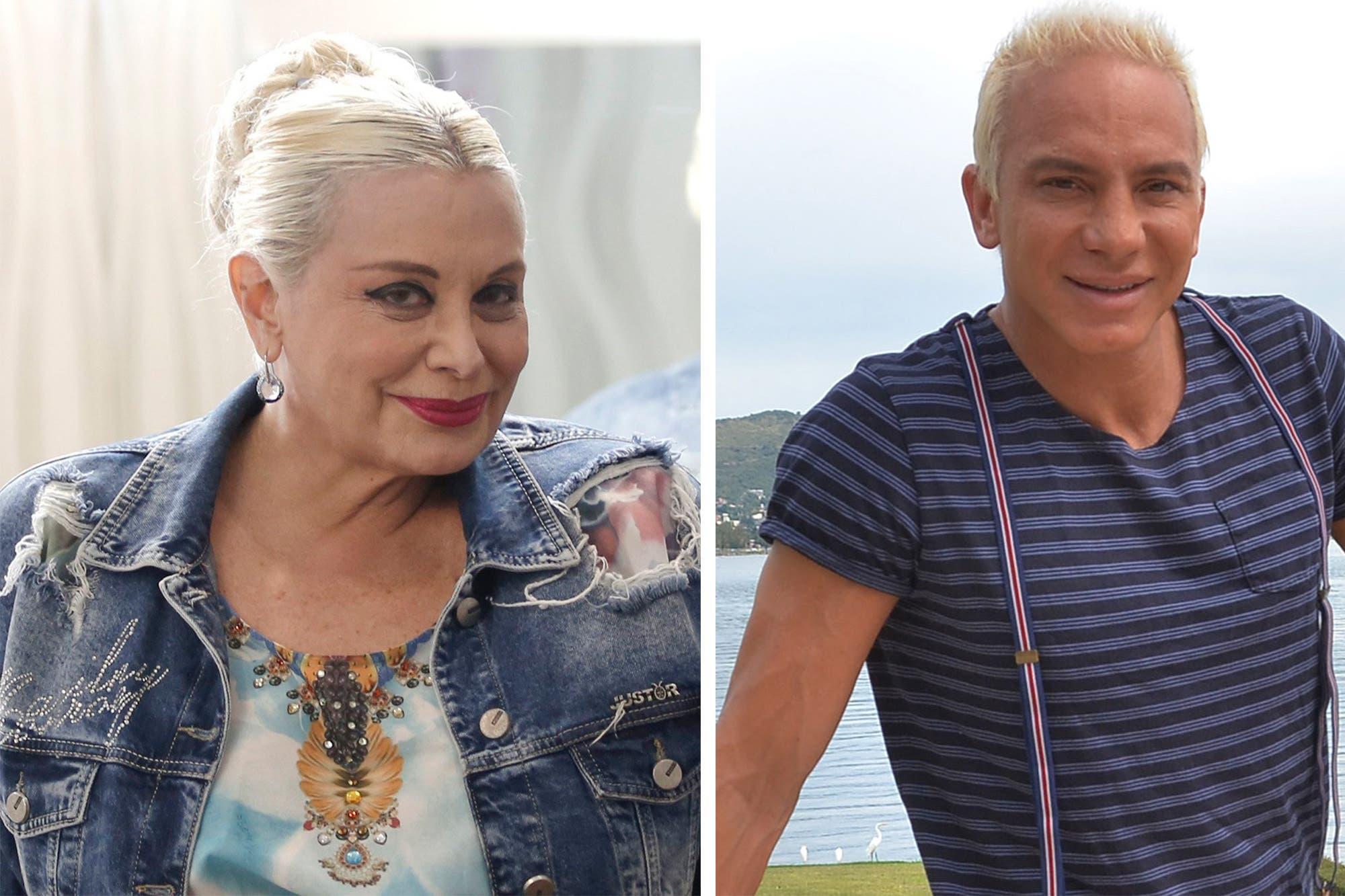 ¿Reconciliación? Flavio Mendoza quiere hacer las paces con Carmen Barbieri