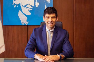 Arnaldo Darío Medina, secretario de Calidad en Salud