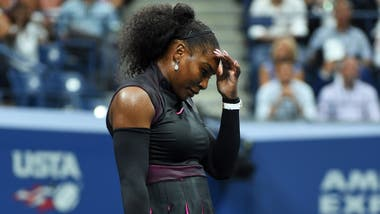 Serena Williams no pudo con Pliskova