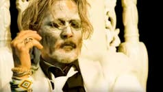 El perturbador video de Johnny Depp y Marilyn Manson