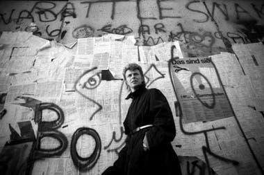 Bowie y el Muro: en Berlín compuso su trascendental trilogía artística conformada por sus disco Low, Heroes y Lodger