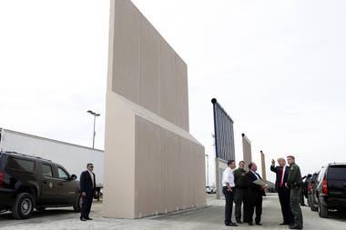 Esta semana, el proyecto del presidente Donald Trump volvió a ser centro de atención