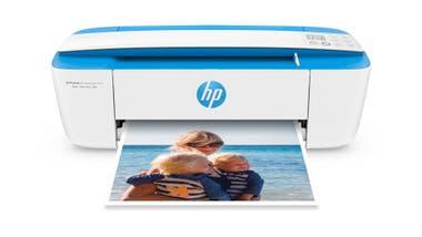 Impreso en el aire. La HP Deskjet 3775 es una multifunción inalámbrica que permite imprimir desde cualquier dispositivo ($ 2999)