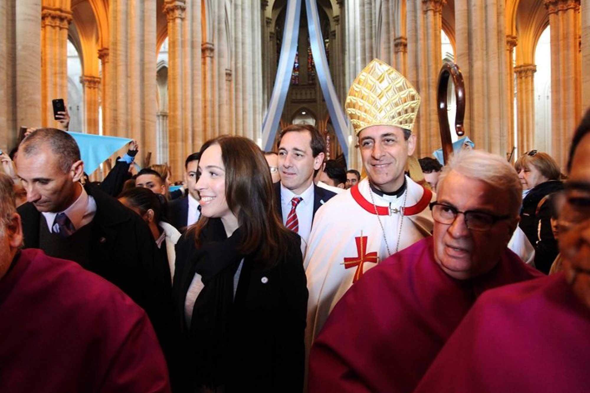 Aborto: el nuevo arzobispo de La Plata pidió que Macri vete la ley si se aprueba
